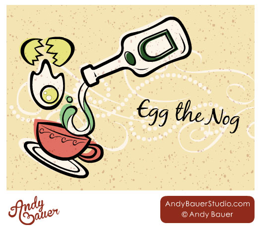 Eggnog by Andy Bauer