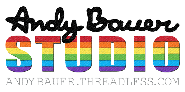 Gay LGBT Art Artist Andy Bauer Threadless
