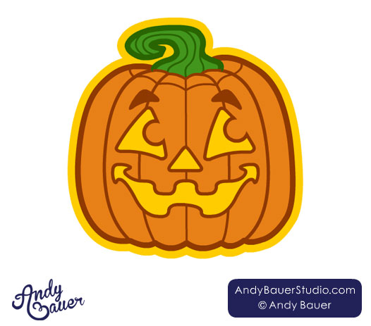 Pumpkin by Andy Bauer
