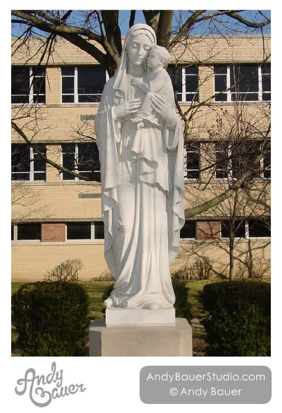 Our Lady of Moeller of Cincinnati Andy Bauer