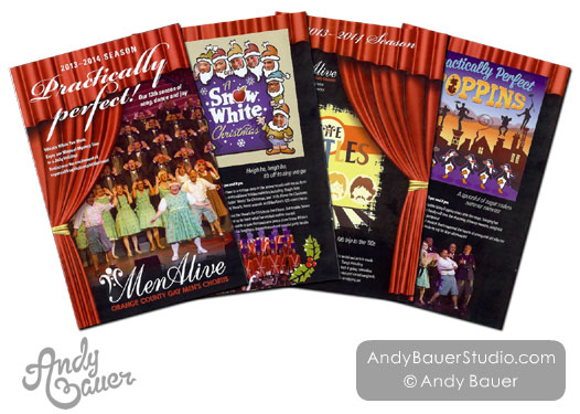 MenAlive 2014 Season Brochure