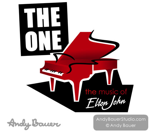 The One The Music of Elton John by Andy Bauer
