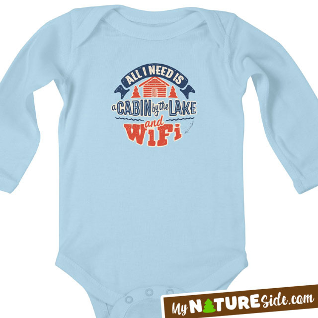 Lake Life Living Apparel Retro Vintage