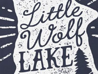 little wolf lake