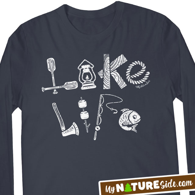 Lake Life Baby Apparel Mom Dad Family
